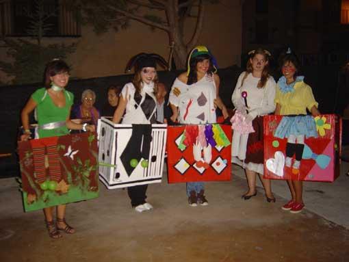 disfraces 2009